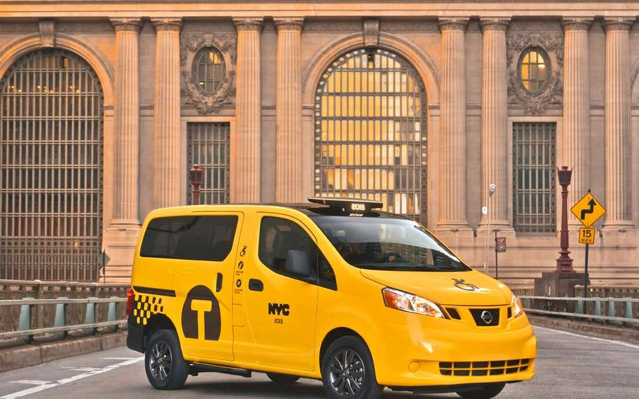 Nissan NV200: nearly 200,000 units sold picture #3