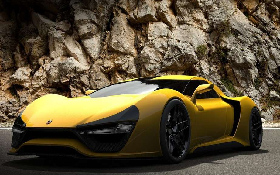 Trion SuperCars, the merchant of dreams California picture #5