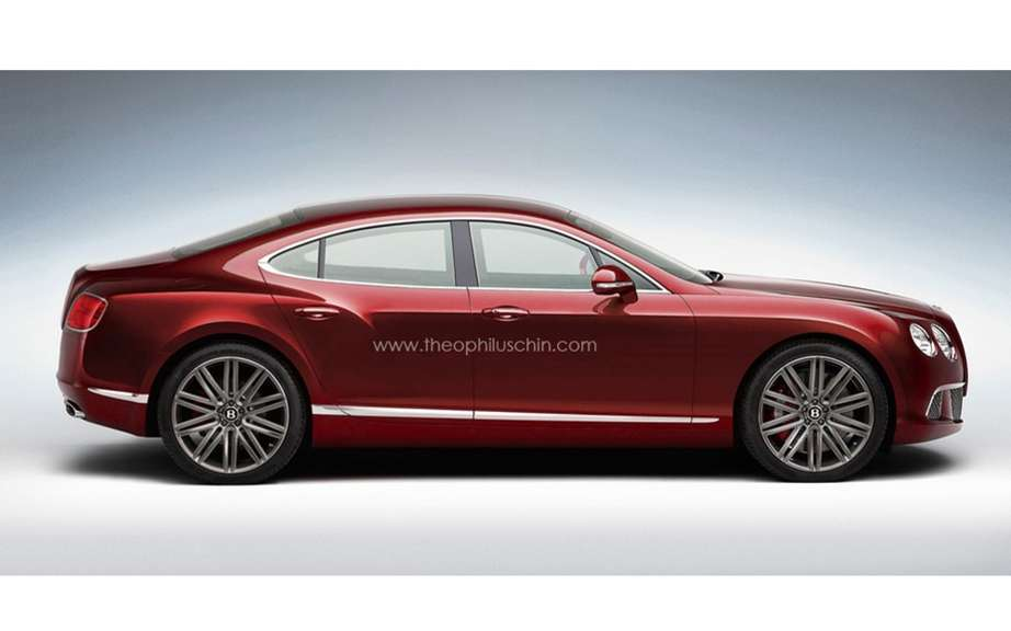 Bentley confirms that there will be no convertible Mulsanne picture #2