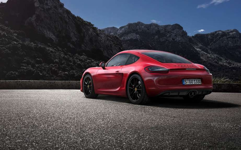 The Boxster and Cayman GTS Unveiled picture #20