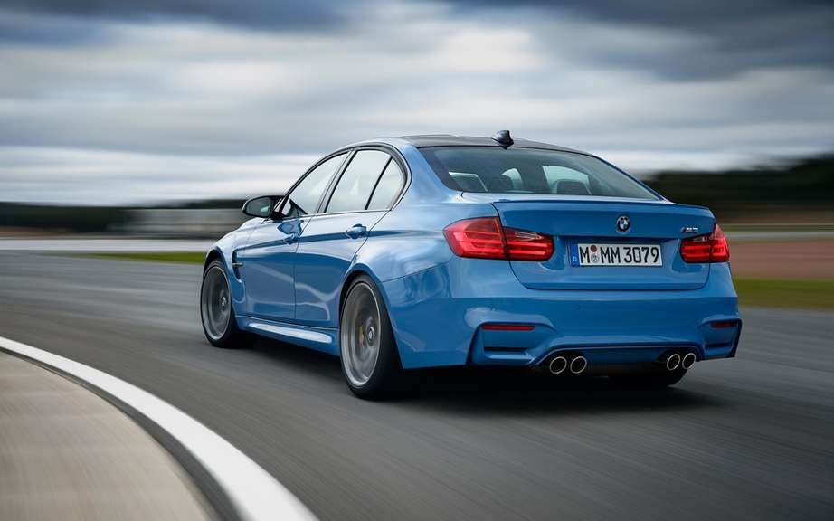 Prices for BMW M3/M4 are ads picture #9