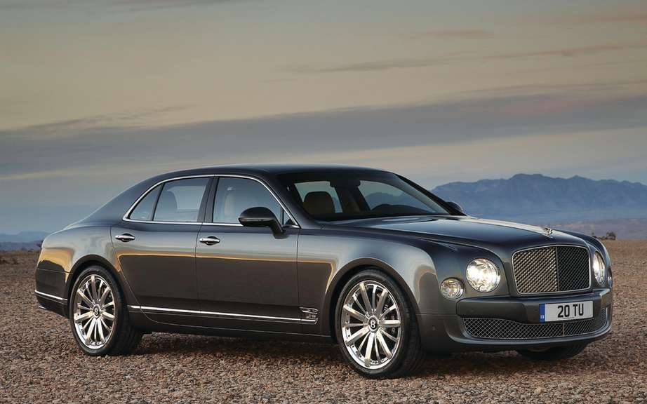 Bentley Mulsanne Convertible planned for 2014 picture #3