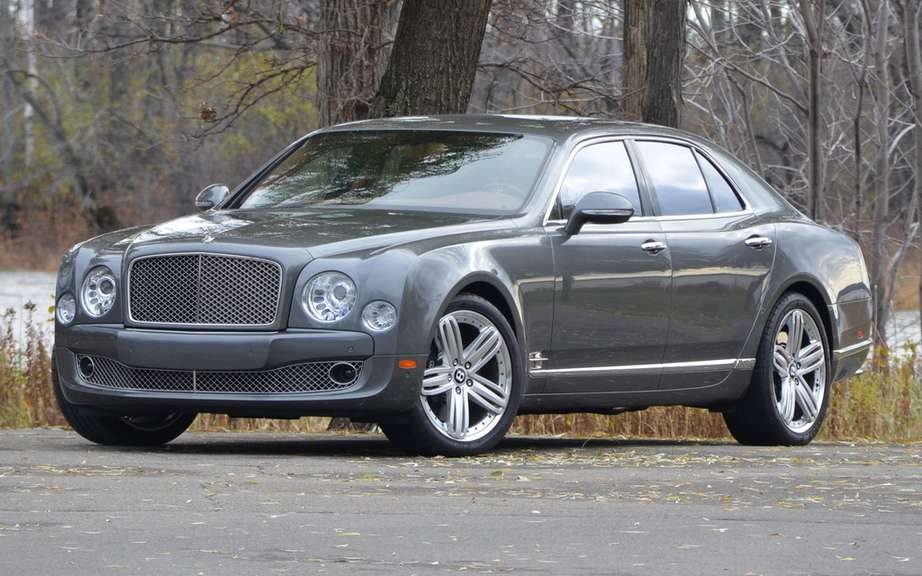 Bentley Mulsanne Convertible planned for 2014 picture #4