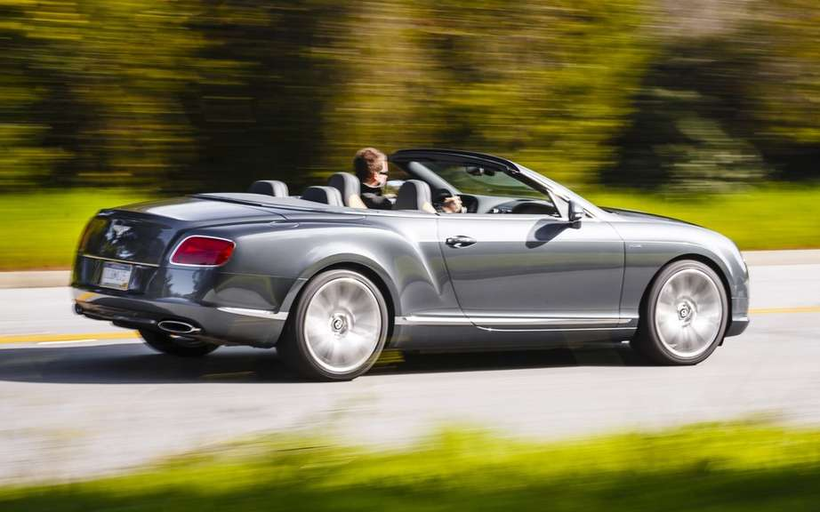 Bentley Mulsanne Convertible planned for 2014 picture #5