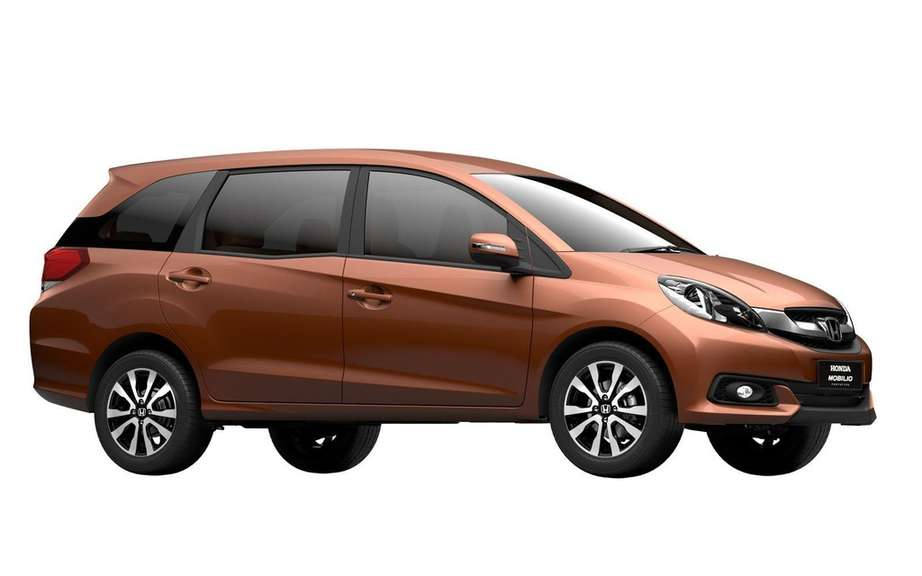 Honda Mobilio Concept: a vehicle for Asian markets picture #2