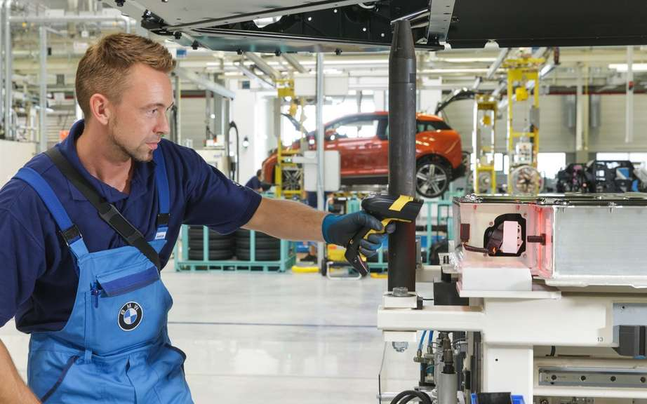 BMW i3: start of production picture #8