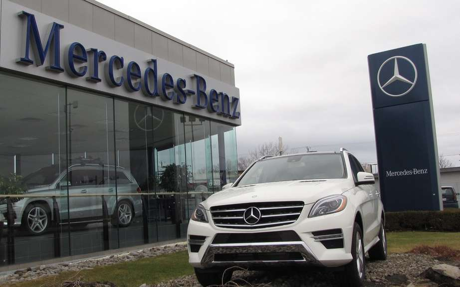 "Vincentric called Mercedes-Benz ""Best Luxury Brand in Canada"" picture #6"
