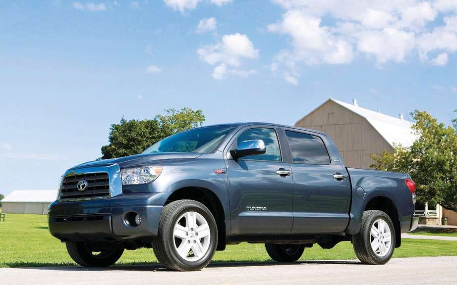 A million ... and it's not over! Toyota produced its millionth truck Texas picture #4