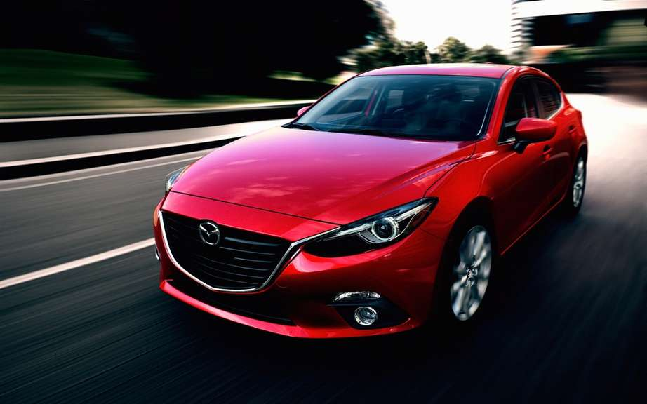 2014 Mazda3 sold from $ 15,995 picture #5
