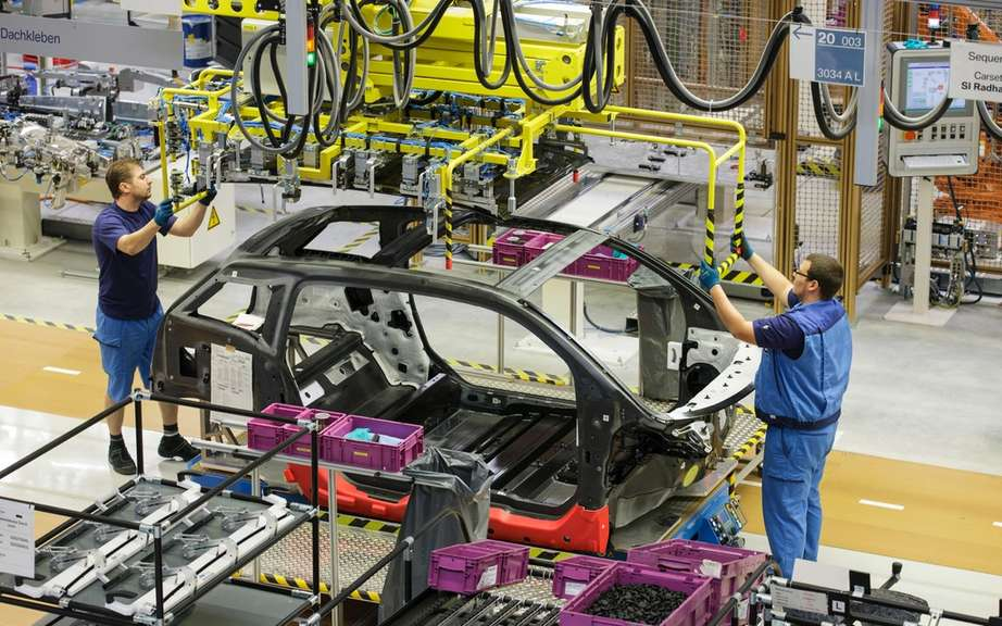BMW i3: start of production picture #10