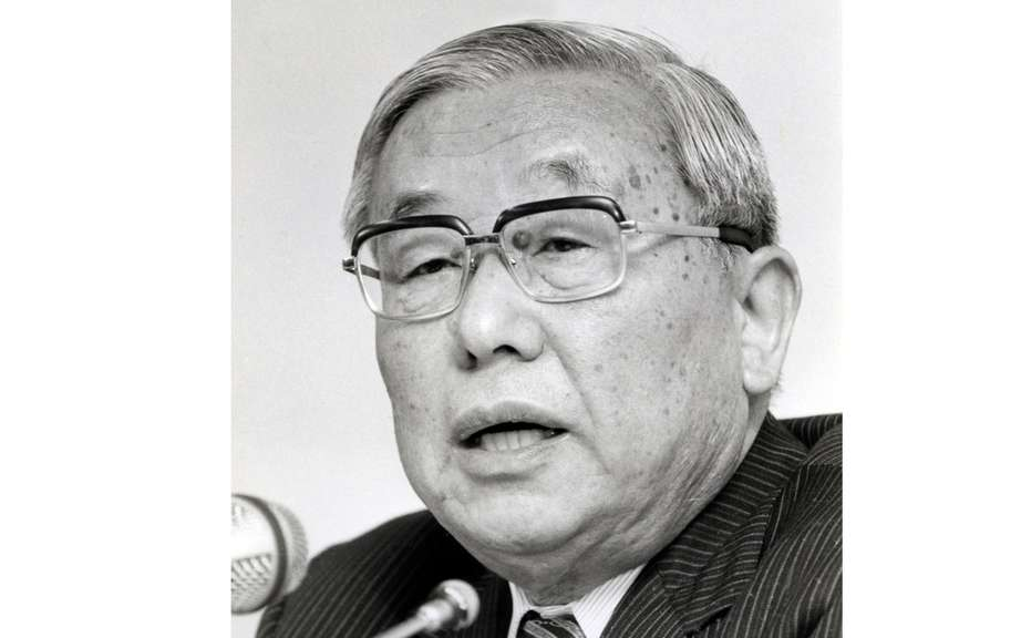 Toyota announces the death of Mr. Eiji Toyoda at the age of 100 years