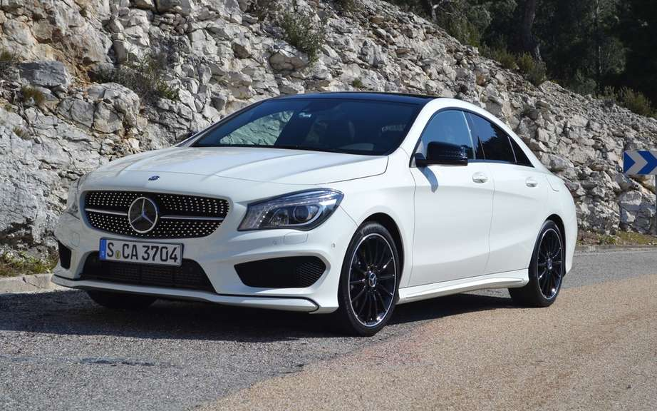 Mercedes-Benz CLA Class sold from $ 33,900 picture #5