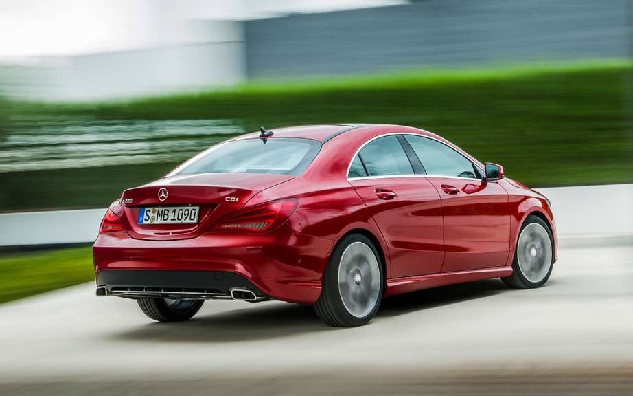 Mercedes-Benz CLA Class sold from $ 33,900 picture #7