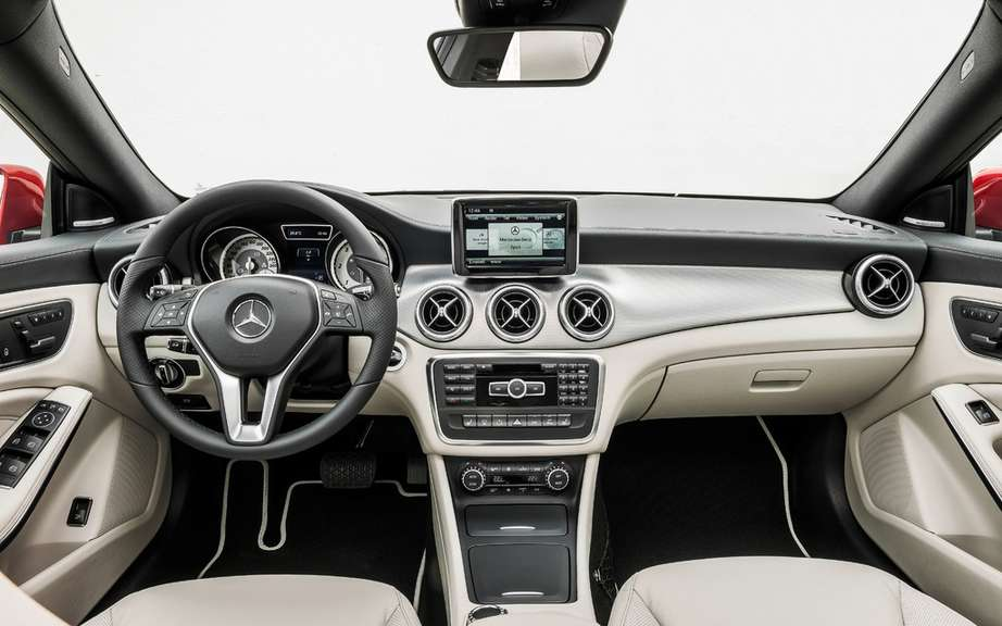 Mercedes-Benz CLA Class sold from $ 33,900 picture #8