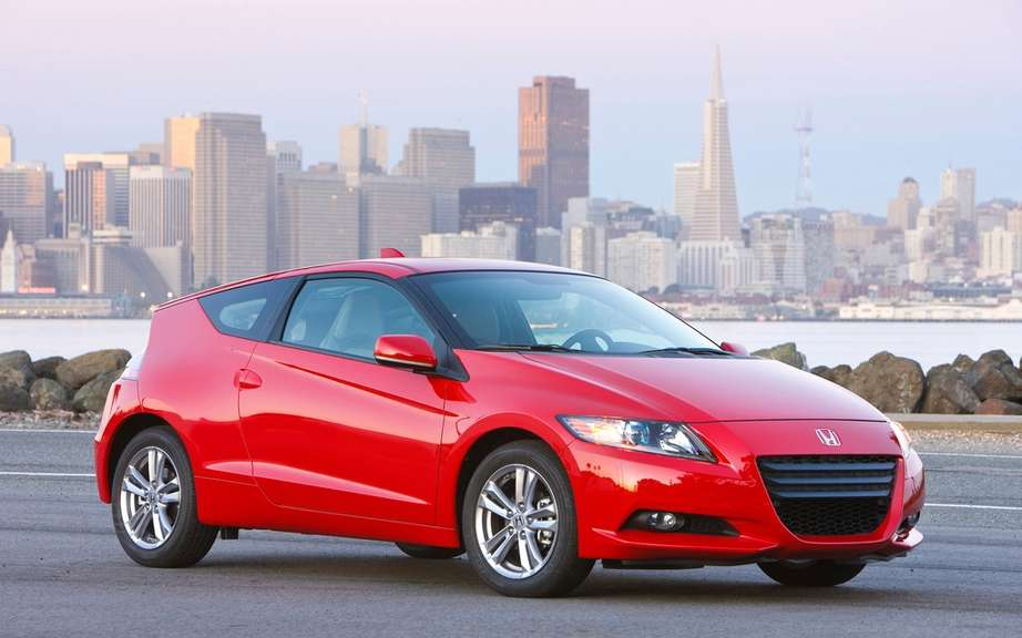 Honda CR-Z: a new model for 2016 picture #2