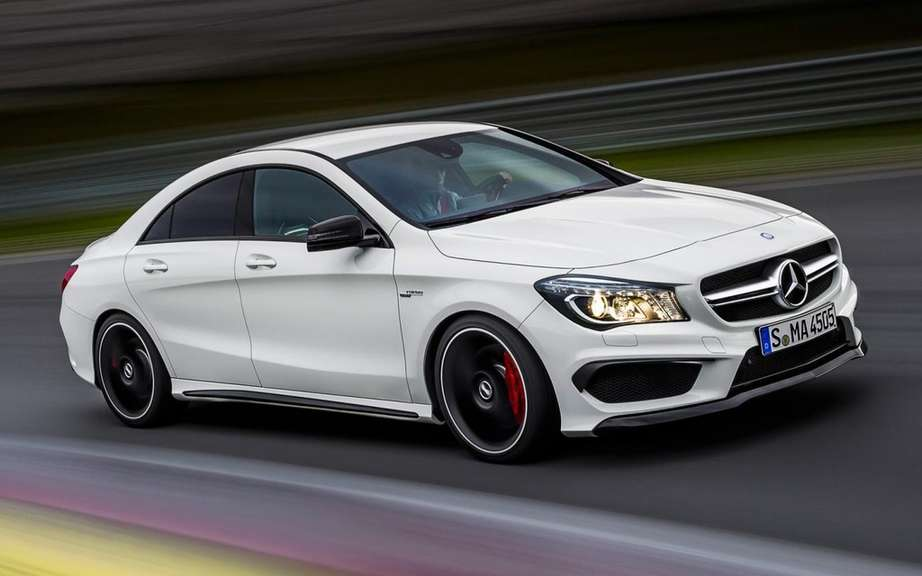 Mercedes-Benz CLA Class sold from $ 33,900 picture #9