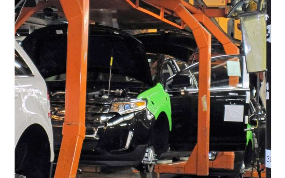 Ford invests $ 700 million in 2800 and consolidates Oakville jobs