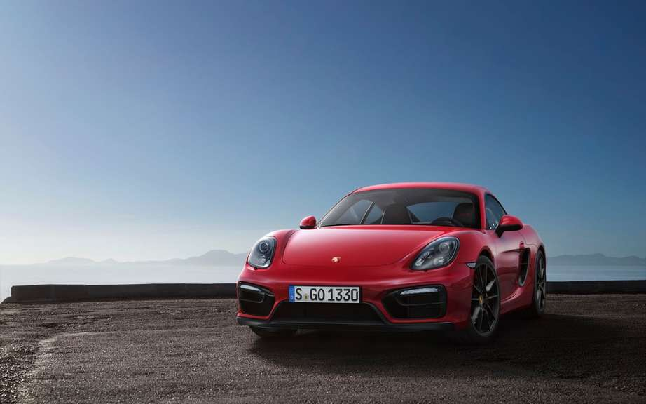 The Boxster and Cayman GTS Unveiled picture #21
