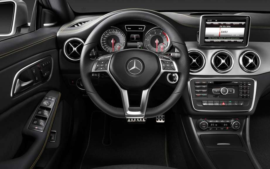 Mercedes-Benz CLA Class sold from $ 33,900 picture #11
