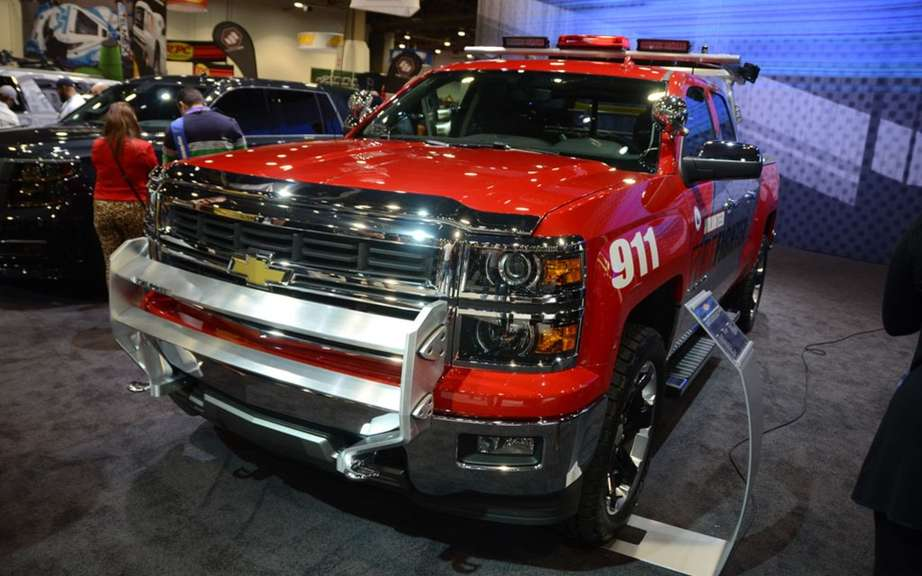 Chevrolet Silverado and GMC Sierra diesel engine picture #5