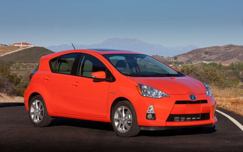 Toyota Canada: The most fuel-efficient vehicles picture #4