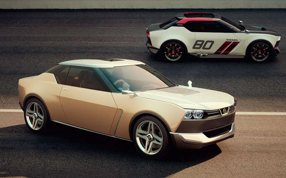 Nissan presents its concepts IDx Freeflow and IDx Nismo picture #2