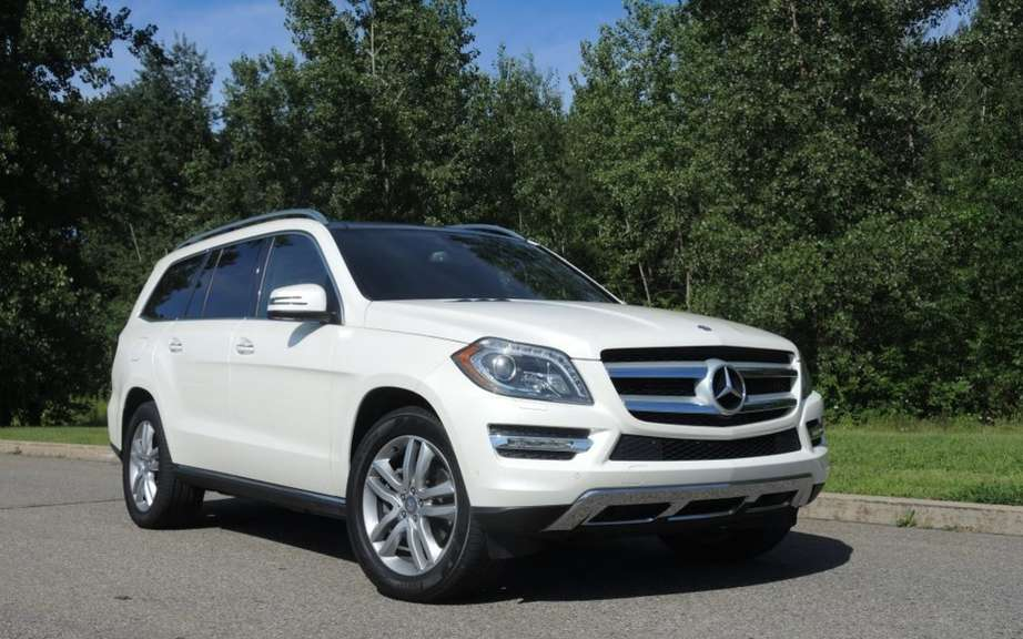Russia reward its athletes with Mercedes-Benz GL