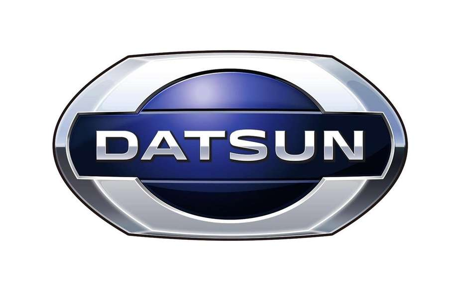 Datsun will present a new model on September 17 picture #3