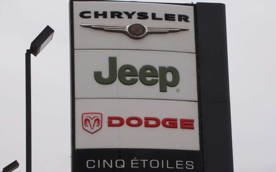 Chrysler and Ford posted gains of 7% of car sales in August picture #6