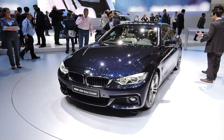 BMW M4 2015 production debute