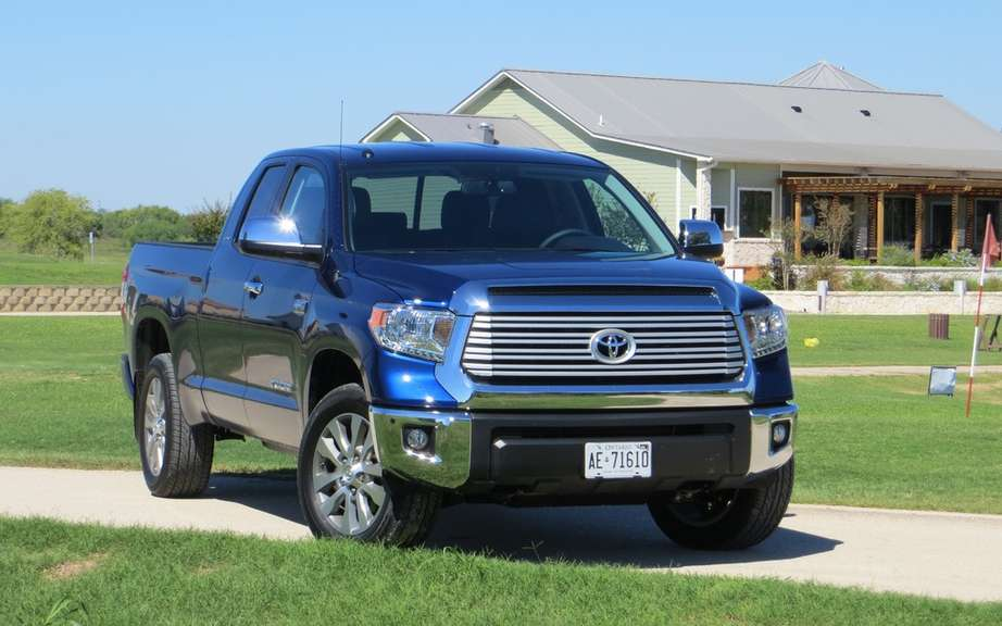Toyota Tundra: a diesel version is envisaged