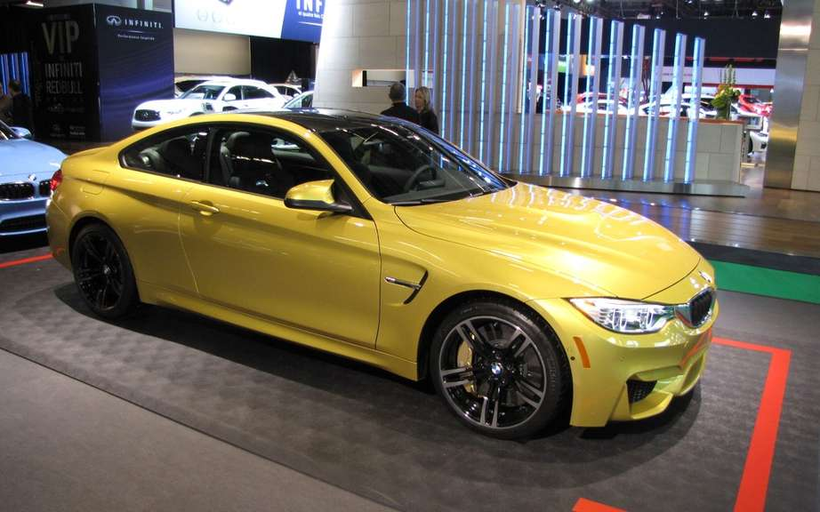 BMW M4 2015 production debute picture #2
