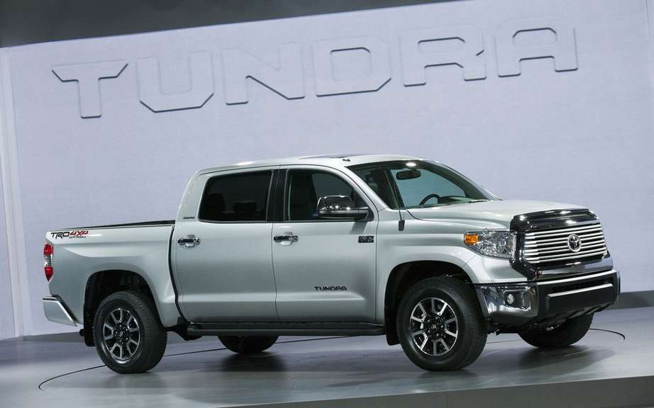 Toyota Tundra: a diesel version is envisaged picture #3