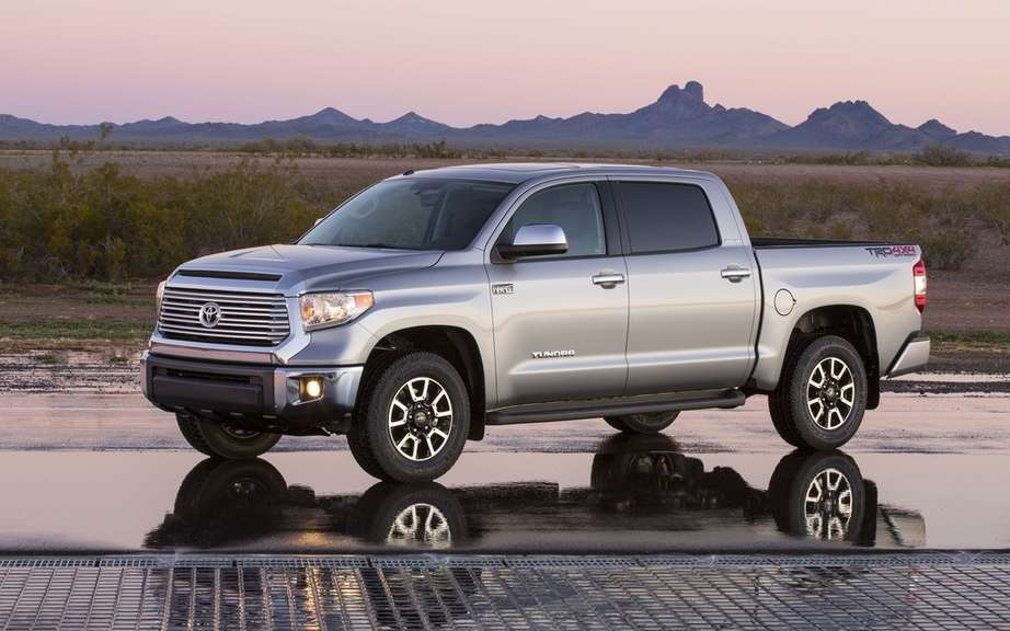 Toyota Tundra: a diesel version is envisaged picture #4