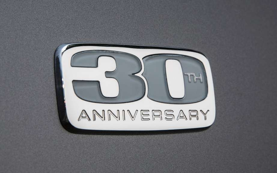 Chrysler celebrated the 30th anniversary of its popular minivans picture #11
