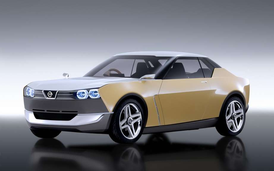 Nissan presents its concepts IDx Freeflow and IDx Nismo picture #3