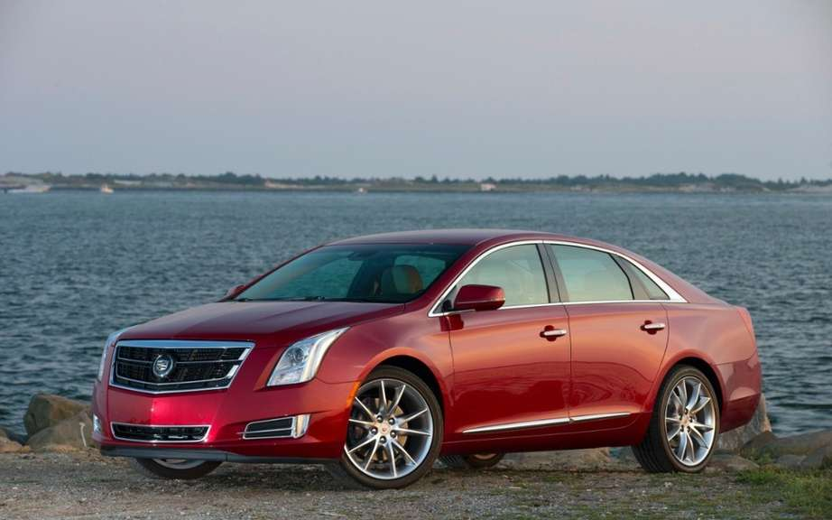 Cadillac will have eight new models by 2017