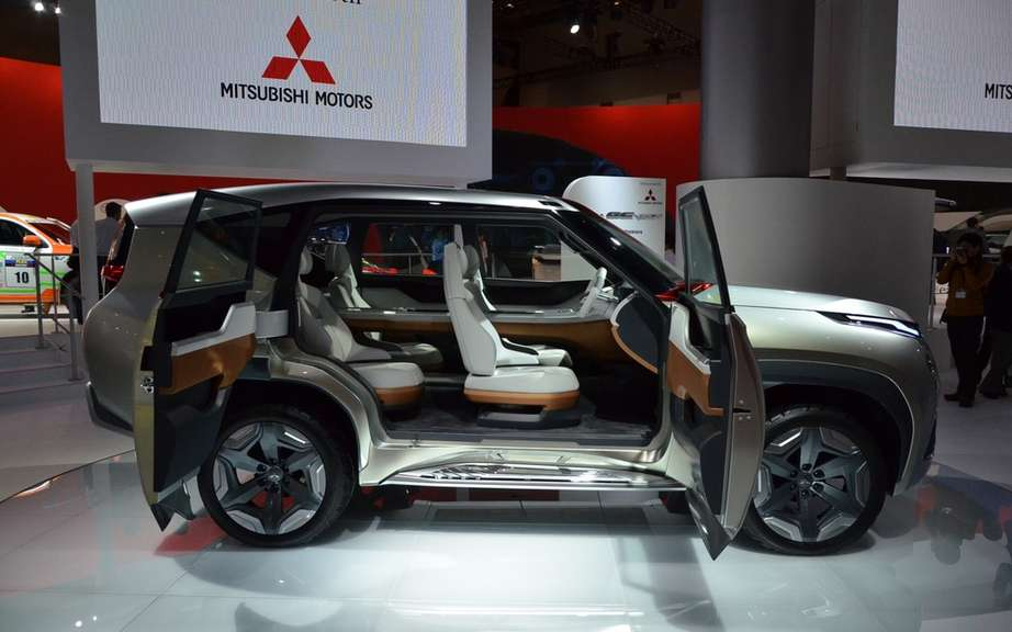 Mitsubishi: SUV enthusiasts for outdoor activities
