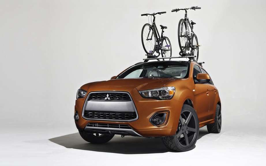 Mitsubishi: SUV enthusiasts for outdoor activities picture #4
