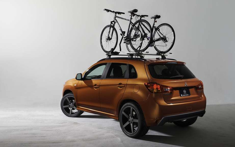 Mitsubishi: SUV enthusiasts for outdoor activities picture #5