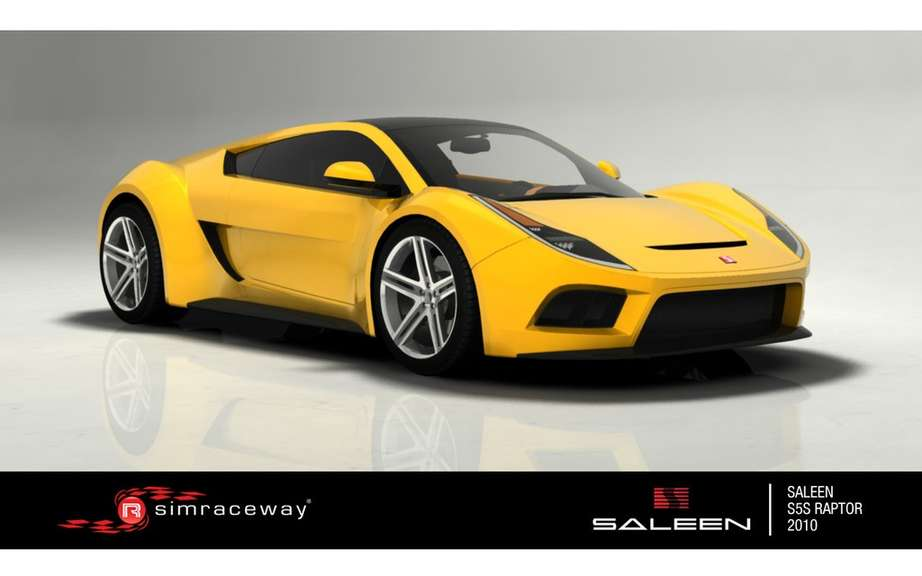 Saleen wants to offer a downward fireball S7 picture #3