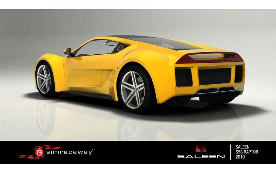 Saleen wants to offer a downward fireball S7 picture #4