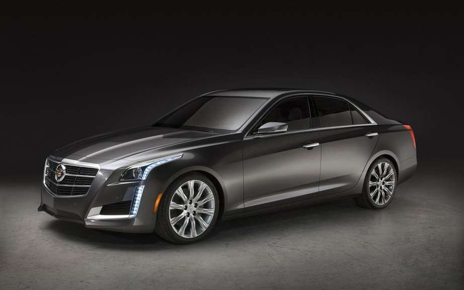 Cadillac will offer more models Vsport picture #2