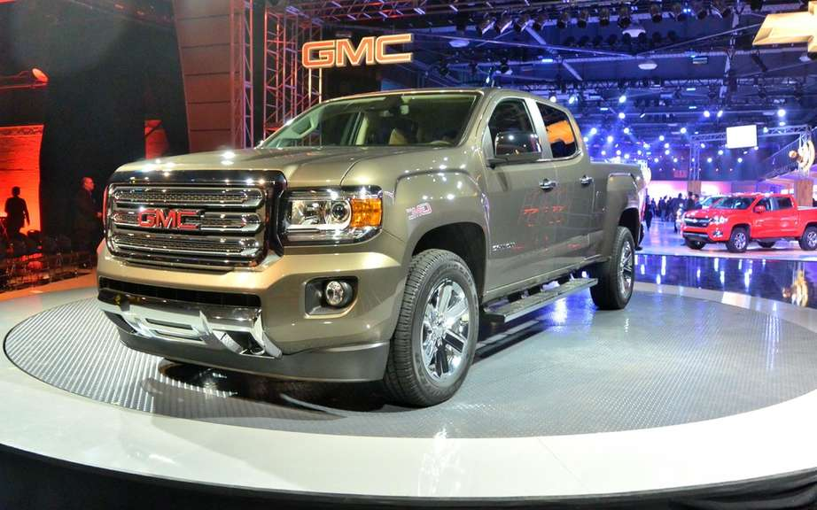 Chevrolet Colorado and GMC Canyon diesel engine picture #1