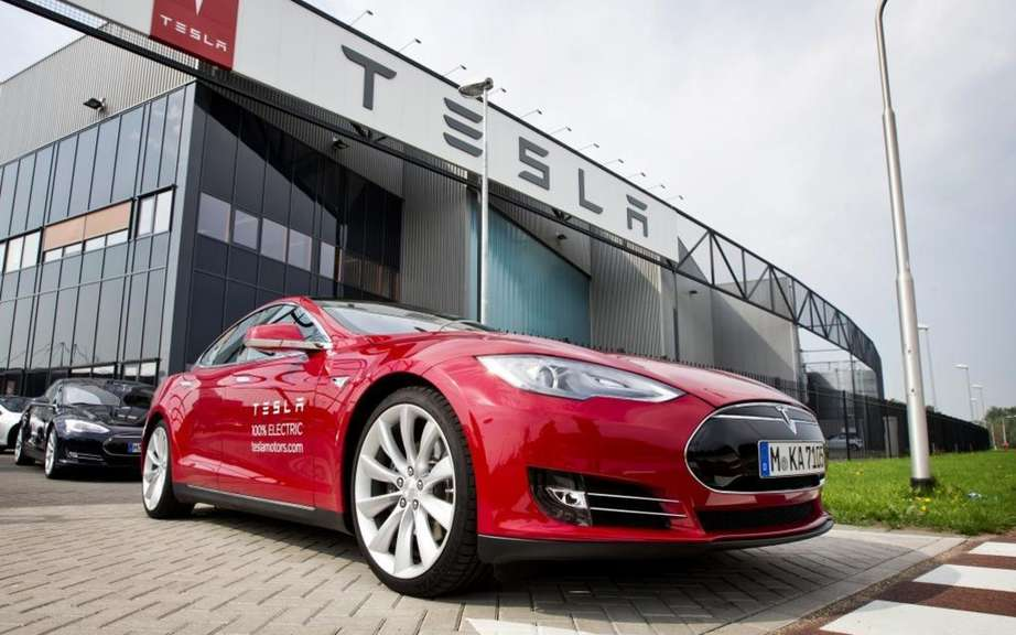 Tesla Motors opens assembly plant in the Netherlands picture #5