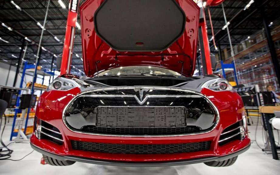 Tesla Motors opens assembly plant in the Netherlands picture #6