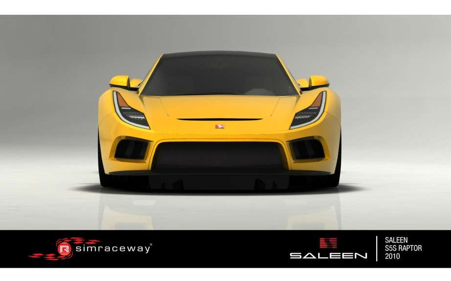 Saleen wants to offer a downward fireball S7 picture #7
