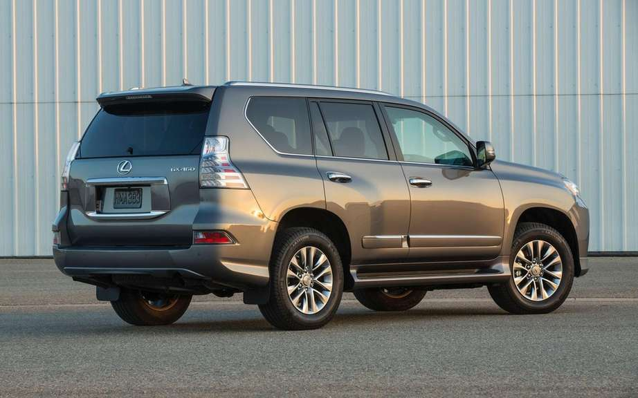 Lexus GX 2014 in turn to receive new grille picture #3