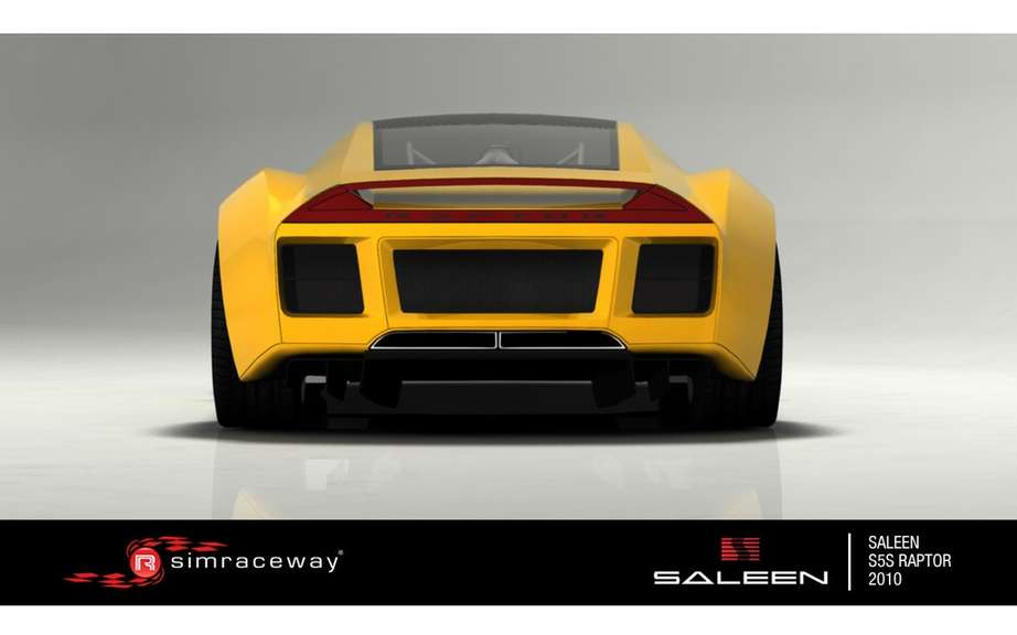 Saleen wants to offer a downward fireball S7 picture #8