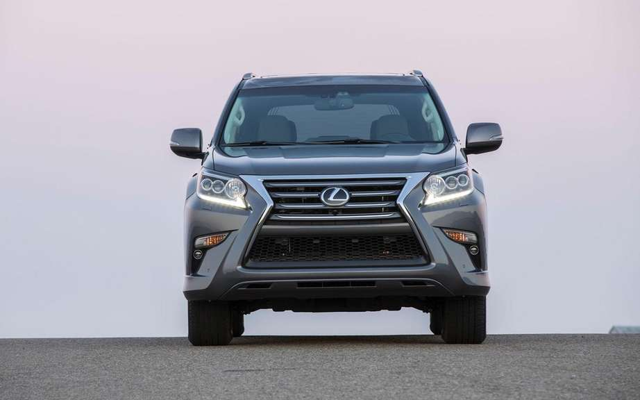 Lexus GX 2014 in turn to receive new grille picture #4
